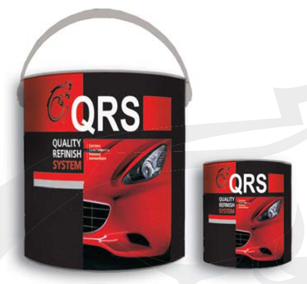 QRS 2K Acrylic Top Coat